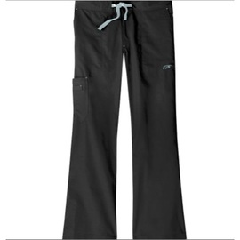IGUANAMED Pantalon negro estilo Icon / 7300 Eclipse Black