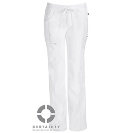 Infinity by Cherokee 1123A WTPS / CERTAINTY Pantalon Low-Rise Recto